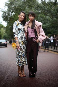 Tina Leung & Denni Elias