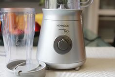 Berries & Passion: kenwood - smoothie2go