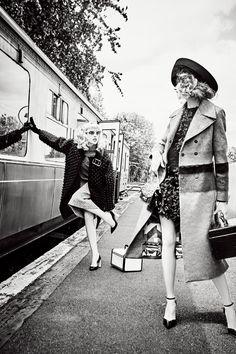 Frances Coombe & Ana