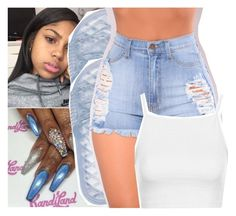 """""""™"""" by issaprinxcess ❤ liked on Polyvore featuring Puma and Topshop"""