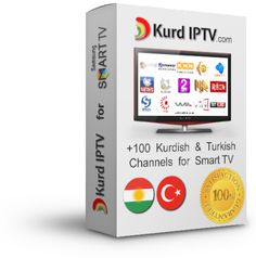 Kurdish IPTV Channel Package For Samsung Smart TV