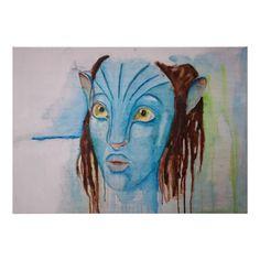 Avatar my Interpretation ...  Poster