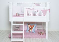 Beautiful childrens' bed