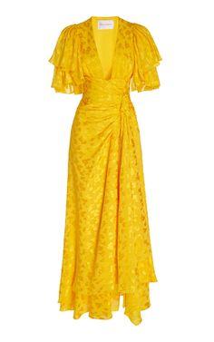Get inspired and discover Carolina Herrera trunkshow! Shop the latest Carolina Herrera collection at Moda Operandi. Women's Dresses, Elegant Dresses, Pretty Dresses, Beautiful Dresses, Fashion Dresses, Floral Dress Outfits, Awesome Dresses, Long Dresses, Casual Dresses