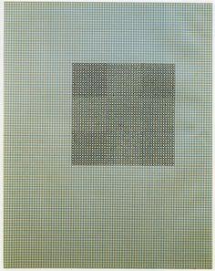 Eva Hesse, 1967. #grid http://decdesignecasa.blogspot.it