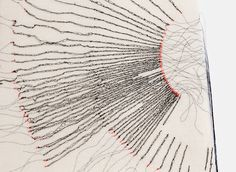 Backwards, Forwards - Caroline Bartlett - Textile Artist