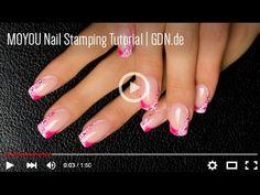 MOYOU Nail Stamping Tutorial | GDN.de