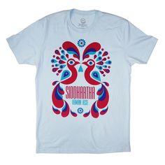 Siddhartha book cover t-shirt | Outofprintclothing.com