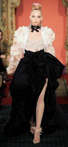 Christian Lacroix, Haute Couture Spring/Summer 2009.
