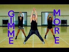 Gimme More - The Fitness Marshall - Cardio Hip-Hop - YouTube