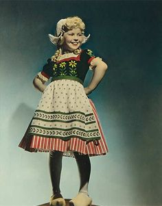 Shirley Temple,Heidi,1937.