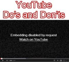 Making a YouTube Video Viewable But Unlisted