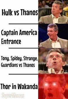 Infinity war hype! #avengersinfinitywar