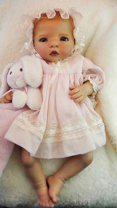 Porcelain Doll Moldes y vinilo muñeca Kits De Expresiones - Muñecas, Vinilo Doll Kits, Porcelain Doll Moldes, Suministros Muñeca de porcelana, muñe ...