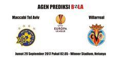 Prediksi Maccabi Tel Aviv vs Villarreal 29 September 2017