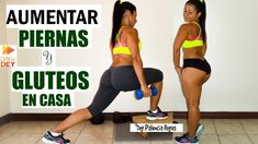 PIERNAS PERFECTAS - AUMENTAR PIERNAS - AUMENTAR GLUTEOS - Rutina 421 - S...