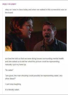 Oh poor ignorant mortals.