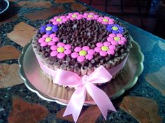 Torta Candy, Spring Cake, Fashion Cakes, Cake Images, Girl Cakes, Cute Cakes, Chocolate Cake, Cake Toppers, Cake Recipes
