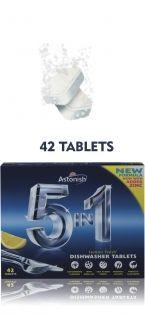 Dishwashing tablets 42 p