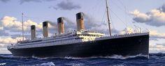 lusitania wreck stern - Google Search
