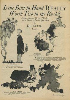 dr. seuss ads