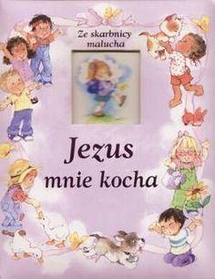 Jezus mnie kocha - Firma Księgarska Olesiejuk