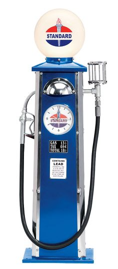Know someone that loves old filling stations? With more than 40 vintage filling station signs and replica gas pumps, you are sure to find them the perfect gift!