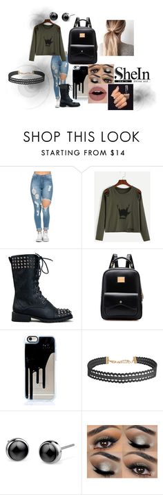 """""""shein"""" by abbybo on Polyvore featuring Humble Chic"""