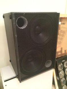 Meyersound Usw1 doppel 15 zoll nur 4 Tage in Hessen - Wiesbaden | Weitere Audio & Hifi Komponenten gebraucht kaufen | eBay Kleinanzeigen