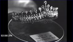Wedding gifts for the Duke and Duchess of Gloucester - an almost unkown tiara given by the Duke (Henry) to his bride (Alice).