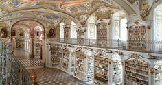 25 bibliotek świata, które zapierają dech w piersiach