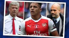 Alexis Sanchez says he knows where he'll be next season - but REFUSES to say it's Arsenal