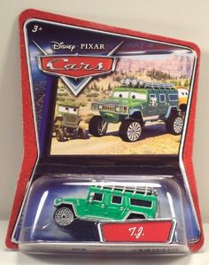 Disney Pixar Cars T.J. Hummer 1:55 Scale Diecast Disney http://www.amazon.com/dp/B001MT2YSE/ref=cm_sw_r_pi_dp_097Kwb1YQ1QZ1