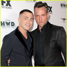 Colton Haynes & Jeff Leatham Are Married, Kris Jenner Officiates Ceremony!