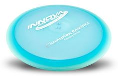 Champion Banshee 170-175g by Innova. $12.90. The Banshee is a versatile and dependable overstable driver. It has a high degree of predictability, throw after throw. You can count on a Banshee to perform even into the wind. It is an excellent disc for sidearm, backhand and overhead throws, offering predictable, dependable flights.  Please contact us by email for more specific weight or color requests.