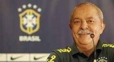 Joaquim Barbosa e José Dirceu iniciam Super Clássico das Américas com técnico Lula