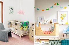 Ideas para decorar la habitación de tu bebé - http://www.decoora.com/ideas-para-decorar-la-habitacion-de-tu-bebe.html