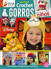 Crochet GORROS para NIÑOS Nº 01 - 2016
