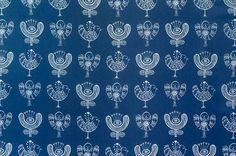 Фотографии Русская набойка на ткани – 18 альбомов