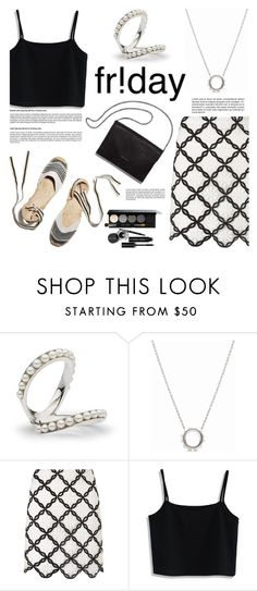 """Friday!"" by littlehjewelry ❤ liked on Polyvore featuring Lipsy, Chicwish, Soludos and Bobbi Brown Cosmetics"