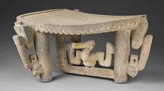 Ceremonial Grinding Table (Metate)