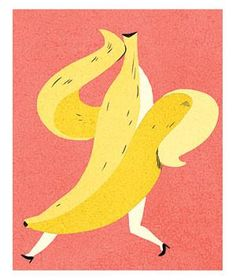 """""""Bananas Are Nature's Perfect Food"""""""