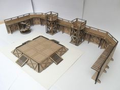 angry badger barricade kit full set terrain 15