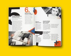The Printing Industry on Behance