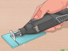How to Use a Dremel Tool (with Pictures) - wikiHow