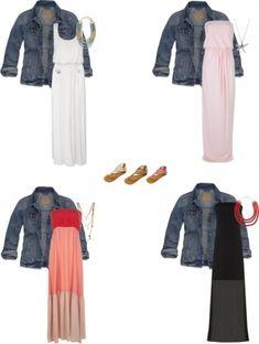 Summer Chic, The Maxi Dress