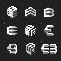 Elad Bar Ami logo design is a design logo for an architectural company. the logo was designed by Piotr Gorczyca. Typography Logo, Logo Branding, Typography Design, Fashion Typography, Corporate Branding, Brand Identity, N Logo Design, Branding Design, Graphic Design