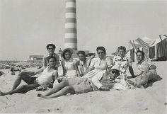 The 50s, Praia da Barra, Costa Nova, Portugal
