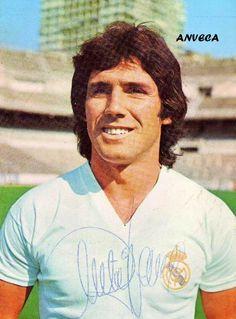 SANTILLANA (R. Madrid - 1974-75)