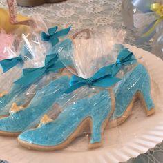 Sapatilha de Cristal - biscoitos